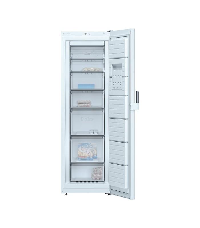 Congelador vertical balay 3gf8603b outletelectro for Congelador vertical pequeno