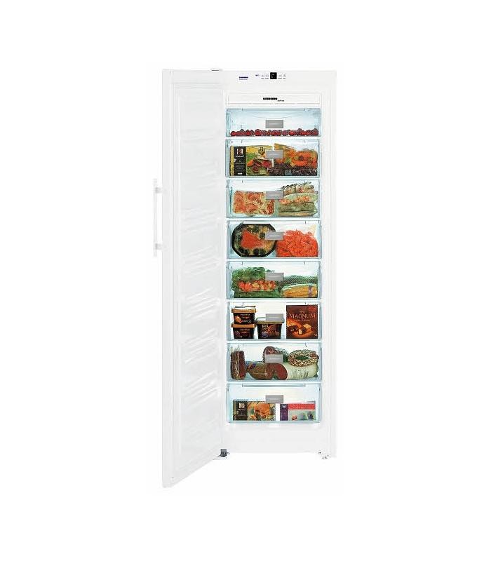 Congelador vertical liebherr sgn3063 outletelectro for Congelador vertical pequeno