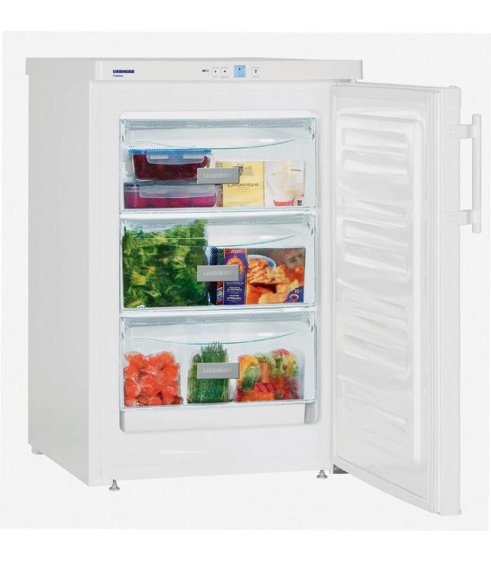 Congelador vertical liebherr g1223 outletelectro for Congelador vertical pequeno