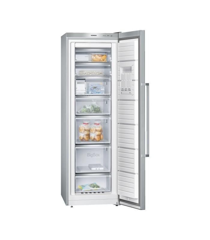 Congelador vertical siemens gs36nbi30 outletelectro for Congelador vertical pequeno