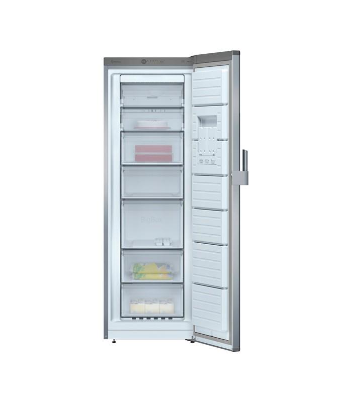 Congelador vertical balay 3gf8552l outletelectro for Congelador vertical pequeno