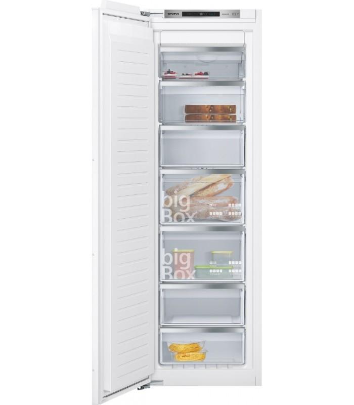 Congelador vertical siemens gi81nae30 outletelectro for Congelador vertical pequeno