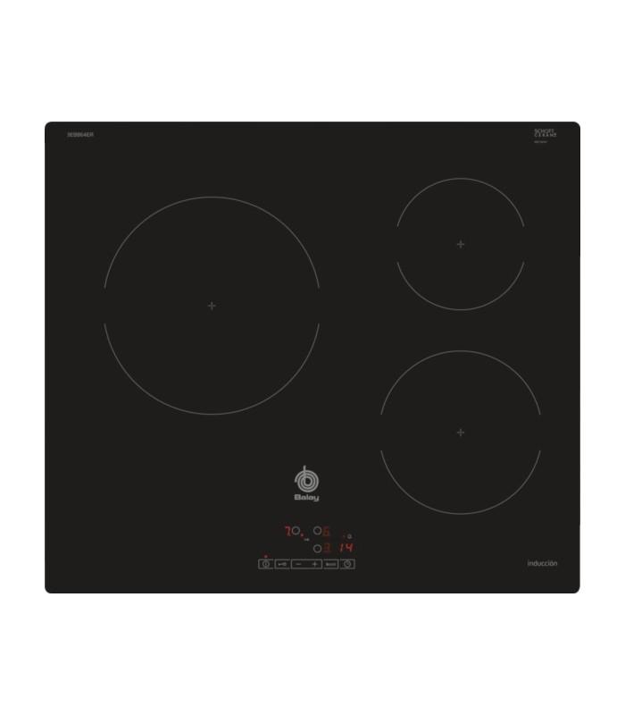 Placa de inducci n balay 3eb864er outletelectro - Cocinas de induccion balay ...